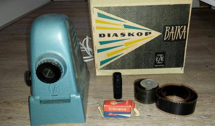 Diaskop Bajka