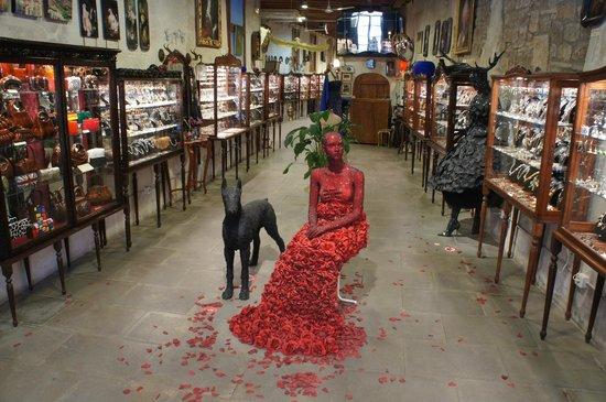 La Basilica Galeria perfumery Barcelona