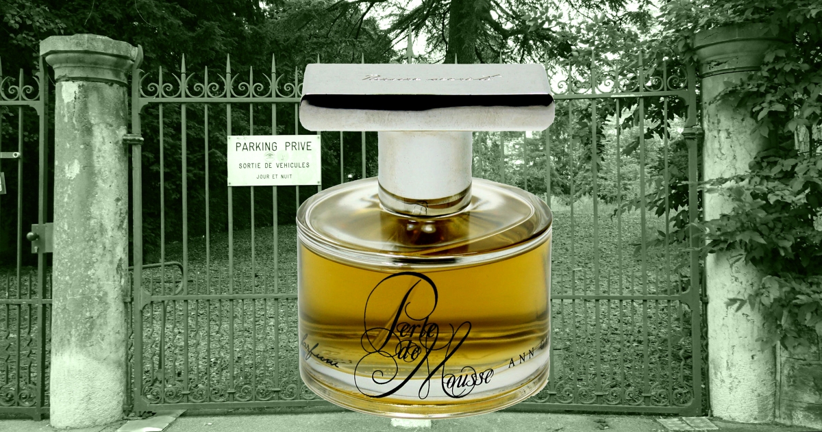 Smells of Geneva: Ann Gérard Perle de Mousse and the smell of summer in the city (with notes on Alliage)